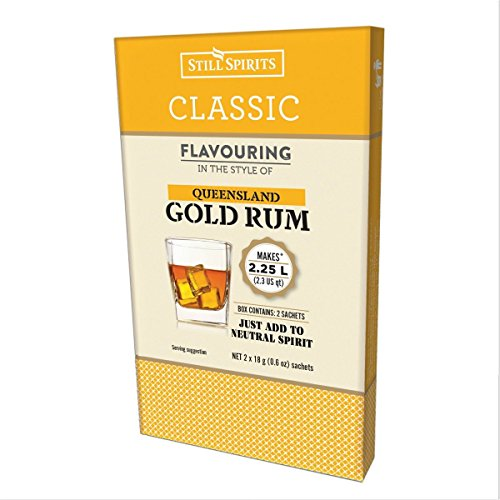 - Still Spirits Classic Queensland Gold Rum Premium Essence Flavours 2.25L