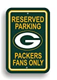 "Fremont Die NFL Green Bay Packers Team Sign, 12"" x"