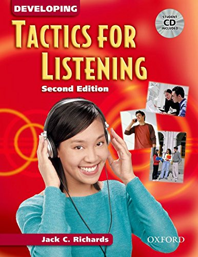 Developing Tactics for Listening: Student Book with Audio CD