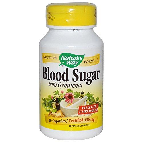 - Blood Sugar Metabolism Blend 90 Caps [Pack of 6]