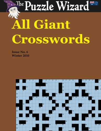 Read Online All Giant Crosswords No. 6 pdf