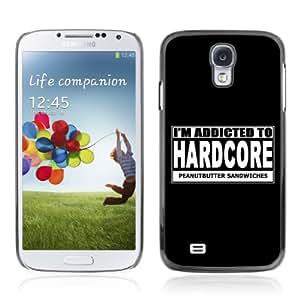CQ Tech Phone Accessory: Carcasa Trasera Rigida Aluminio Para Samsung Galaxy S4 i9500 - Hardcore Sign