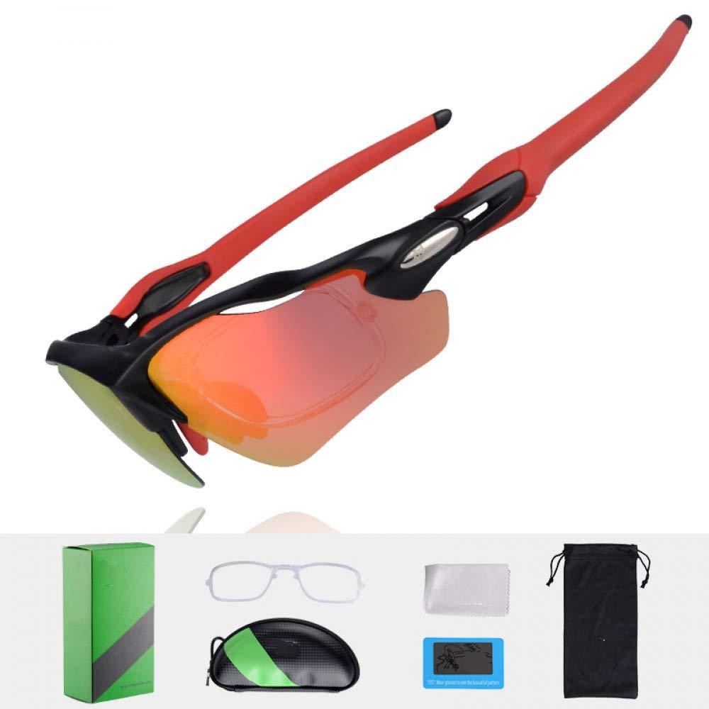 DAYANGE Polarisierte Radfahren Fahrrad Gläser Uv400 Radfahren Sportbrillen Ultraleicht Fahrradfahren Sonnenbrille Angeln Fahrrad Ausrüstung
