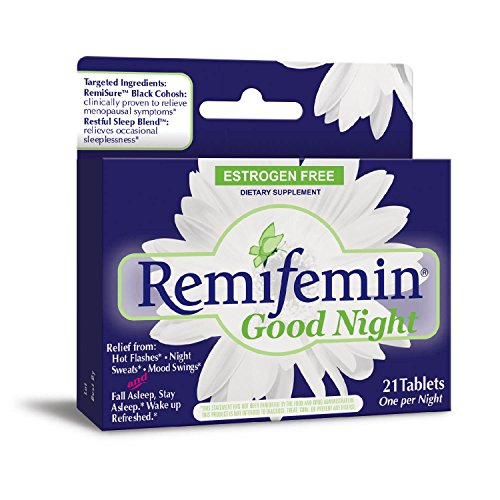Enzymatic Therapy -  Remifemin Good Night, 21 Tablets