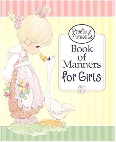 Kostenloser Download von PDF-Computerbüchern Precious Moments® Book of Manners for Girls in German PDF CHM ePub