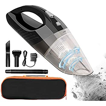 bestek cordless handheld vacuum cleaner by rechargeable lithium cyclonic suction. Black Bedroom Furniture Sets. Home Design Ideas
