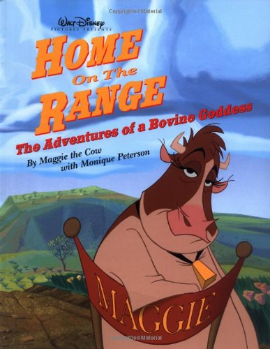 Home On The Range The Adventures Of A Bovine Goddess Peterson Monique Jody Revenson 0725961021955 Amazon Com Books
