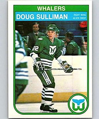 e4538cb81 1982-83 O-Pee-Chee Hockey  132 Doug Sulliman Hartford Whalers Official
