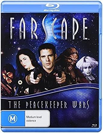 farscape the peacekeeper wars blu-ray