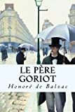 img - for Le P re Goriot (French Edition) book / textbook / text book