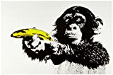 Best The  Posters - Posters: Monkeys Poster - Just Shoot Me, Banana Review