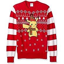 Pokémon Men's Ugly Christmas Sweater