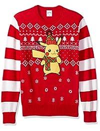 Pokemon Mens Ugly Christmas Sweater