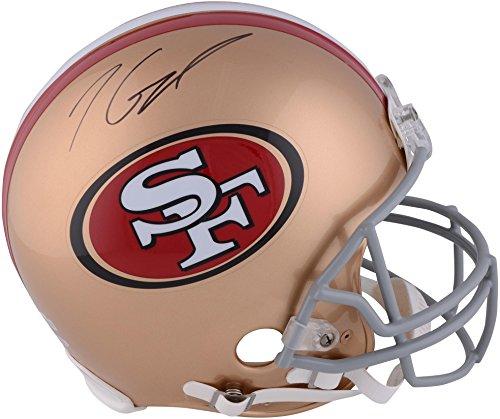 Jimmy Garoppolo San Francisco 49ers Autographed Riddell Pro-Line Helmet - Fanatics Authentic Certified