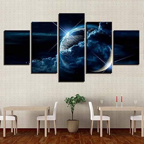 mmwin Lienzo Arte de la Pared Fotos decoración para el hogar para ...