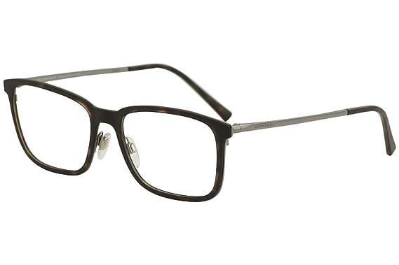 ed1ff031d7a Burberry Men s BE1315 Eyeglasses Blue Gradient 54mm at Amazon Men s  Clothing store