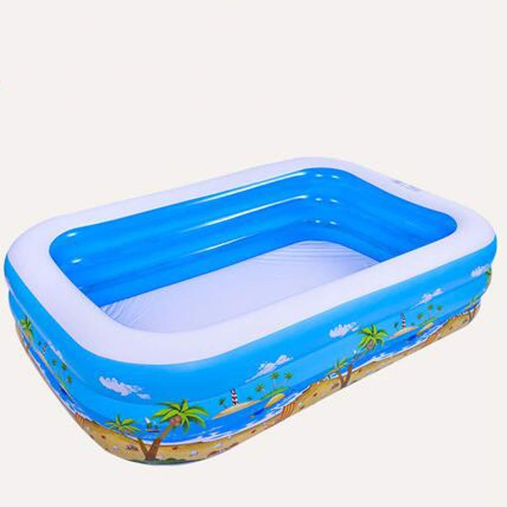 AINIYF - Bañera Inflable para niños, Piscina de Bolas de mar de ...