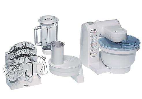 Amazon.de: Bosch MUM4701 Küchenmaschine / 600 Watt / inkl. Zubehör ...