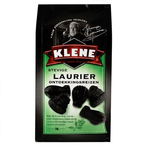 Authentic Laurier Licorice 180g licorice pieces by Klene