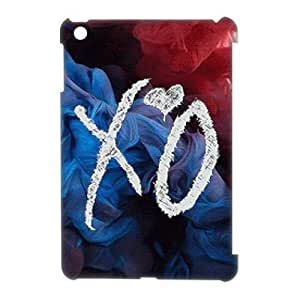 C-EUR The Weeknd XO Pattern 3D Case for iPad Mini