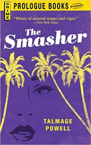 Book The Smasher by Talmage Powell (2012-10-10)
