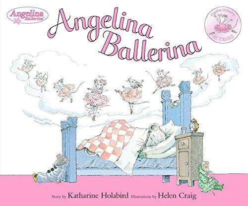 (Angelina Ballerina 25th Anniversary Edition)