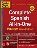 #6: Practice Makes Perfect: Complete Spanish All-in-One, Second Edition