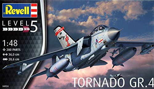 Revell of Germany Tornado GR. Mk.4 Model Kit