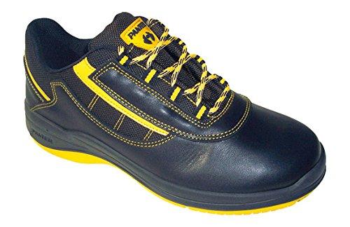 Panter M129926 - Zapato seguridad ozone oxigeno negro talla 42