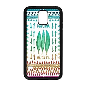 Custom High Quality WUCHAOGUI Phone case - The Lion King Protective Case For Samsung Galaxy S5 - Case-15