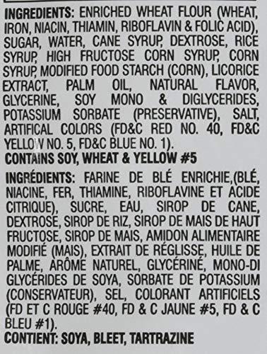 Australian Licorice 284 Grams Black