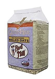 Bob's Red Mill Gluten Free Whole Grain Rolled Oats, 32 Oz
