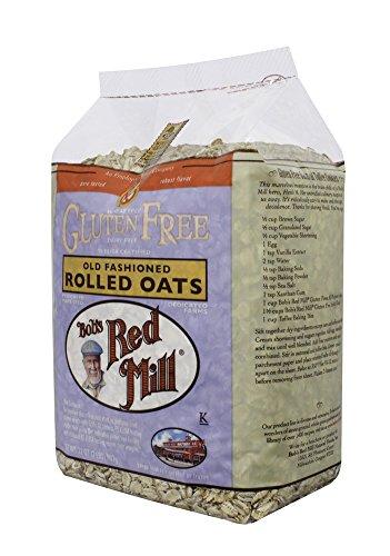 Gluten Free Whole Grain Oats by Bob's Red Mill, 32 Oz