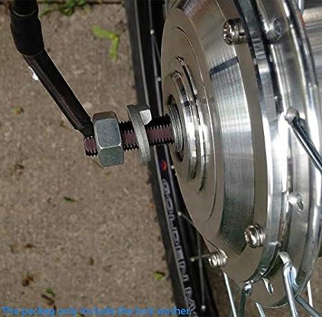 304 100 Hex Nuts+ 100 Flat /& Lock washers Stainless Steel Screws by Persberg 110-120 Stainless Steel Flat /& Lock Washers Kits Machine Thread M4 Nuts washers Assortment kit, 18-8 Nuts