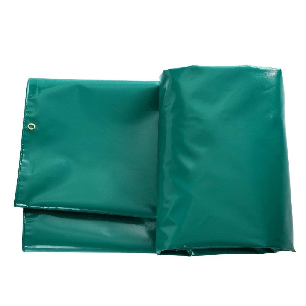 JIANFEI オーニング 防水耐寒性日焼け止め耐磨耗性耐寒性耐寒性PVC厚さ0.8mmカスタマイズ可能 (色 : Green, サイズ さいず : 4.8x5.8m) B07FYL85HT 4.8x5.8m|Green Green 4.8x5.8m