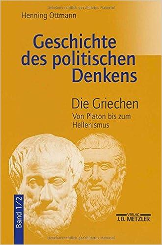 Griechische Kulturgeschichte, Band 4 (German Edition)