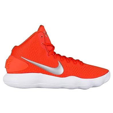 promo code aba23 d103b Amazon.com   Nike Women s Hyperdunk 2017 TB Basketball Shoe Orange Size 6.5    Fashion Sneakers