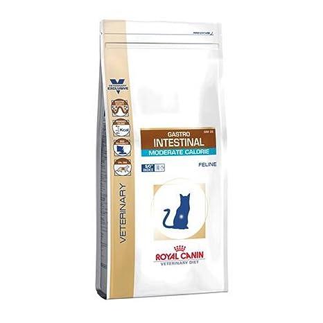 ROYAL CANIN Cat Gastro Intestinal Moderado Calorías Fine Gato Alimento 0,4 kg