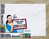 ArtSkills Frame Boards, Glitter, 5 sheets 11 x 14