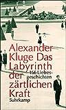 Das Labyrinth der zärtlichen Kraft: 166 Liebesgeschichten. Mit einer DVD