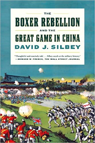 Boxer Rebellion and the Great Game in China, The