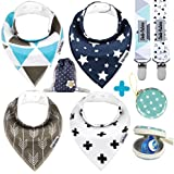 Dr. Brown's Super Soft Bandana Bibs with...