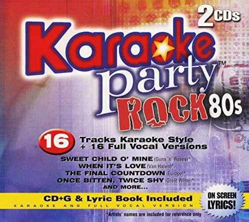 Karaoke Party! // Rock 80's ()