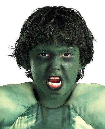 [The Incredible Hulk Costume Make-Up] (Incredible Hulk Costume Paint)