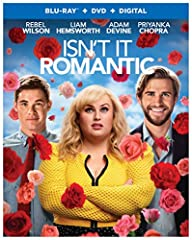 Isn't It Romantic (Blu-ray + DVD + Digital Combo Pack) (BD)New York City architect Natalie (Rebel Wilson) works hard to get noticed at her job, but is more likely to be asked to deliver coffee and bagels than to design the city's next skyscra...