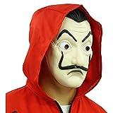 Hongzhi Craft La casa De Papel Mask Salvador Dali