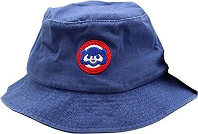 Chicago Cubs Bucket Hat 1984 Logo S/M 11630