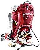 Deuter Kid Comfort 2 Framed Child Carrier for Hiking, Storm/Anthracite