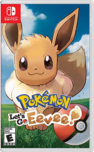 Video Games : Pokemon: Let's Go, Eevee!