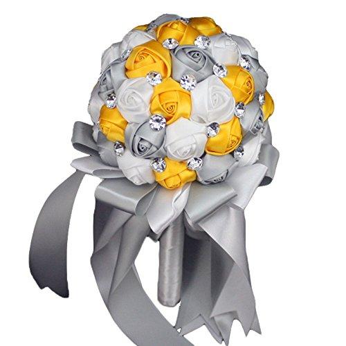 Wedding Bouquet Bridesmaid Holding Flowers product image